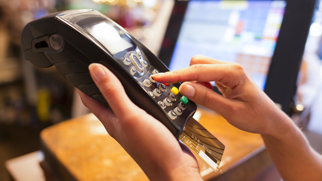 Credit & Debit card Processing