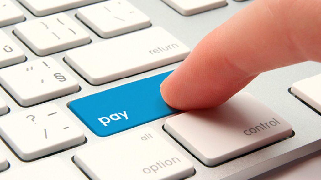 Online Check Payments